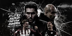 Prediksi Atletico Madrid vs Bayern Munchen 28 April 2016