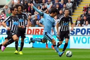 Prediksi Bola Newcastle United vs Manchester City 20 April 2016