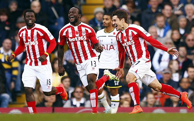 Prediksi Bola Stoke City vs Tottenham Hotspur 19 April 2016